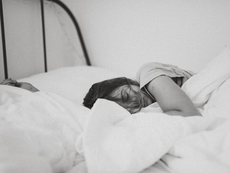 Help teens get enough sleep