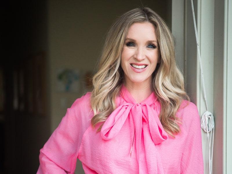 Jacinta Tynan on how to thrive as a single mum