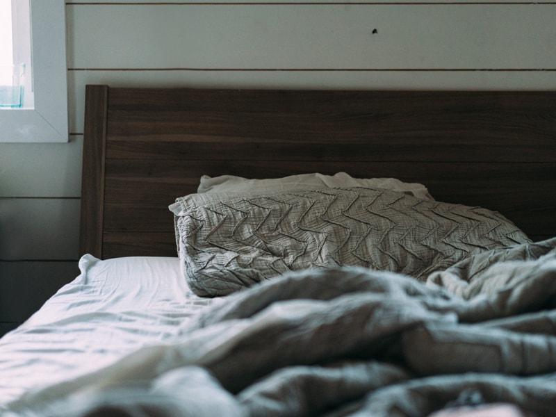 Dear children - please make your bed