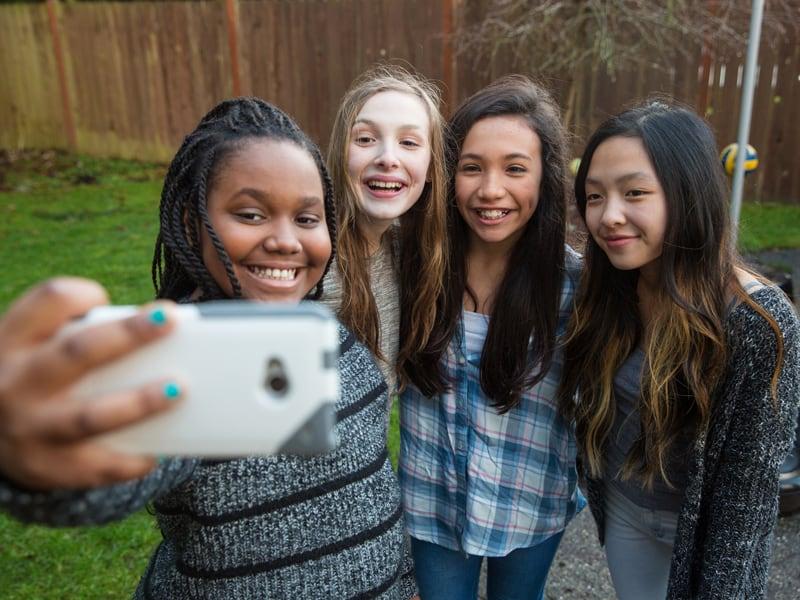 Is social media damaging teens?