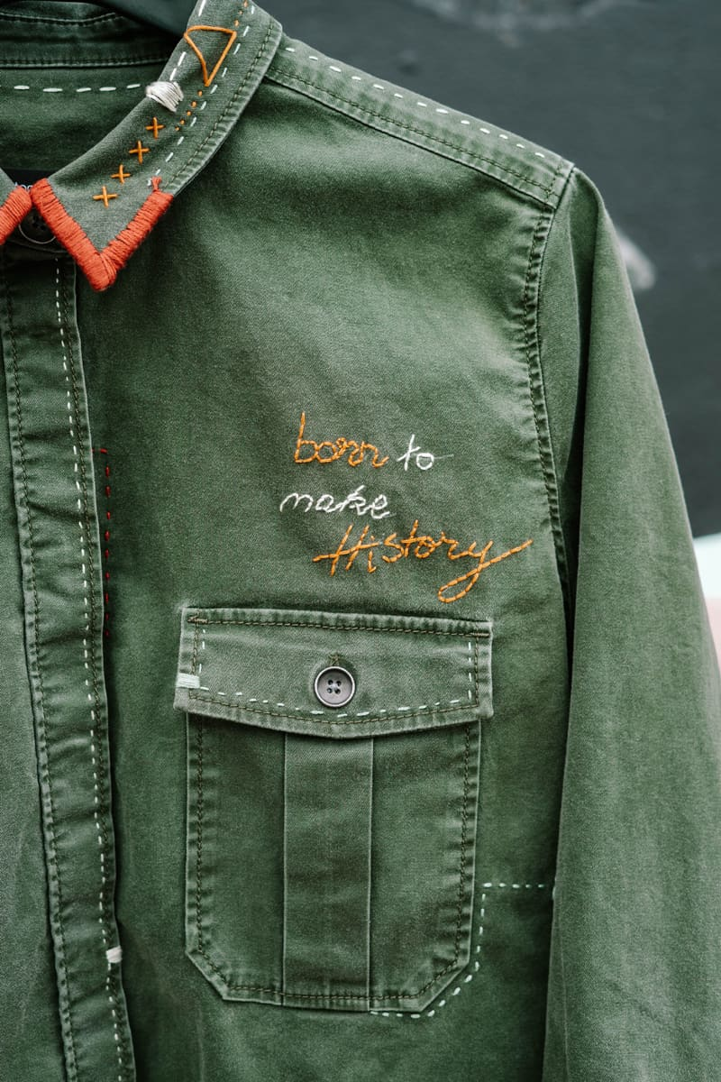 Fun hobbies for teens - embroidery