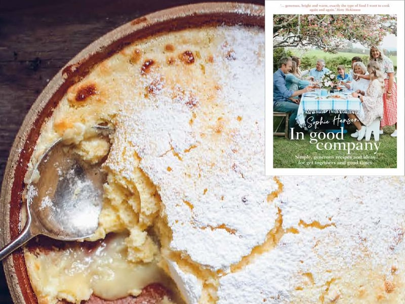 In Good Company by Sophie Hansen is on everybody's favourite family cookbooks list!