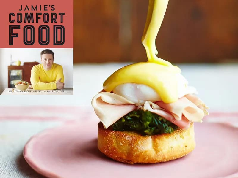 Jamie Oliver's Comfort Food is one of our favourite family cookbooks