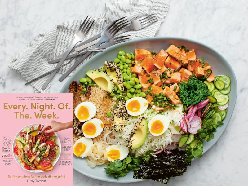 Lucy Tweed's Every Night of the Week is fast becoming one of our favourite family cookbooks