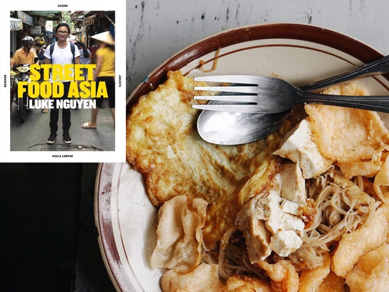 Luke Nguyen's Street Food Asia should be on your list of favourite family cookbooks