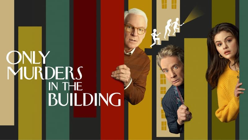 Only Murders in the Building is a fresh TV series