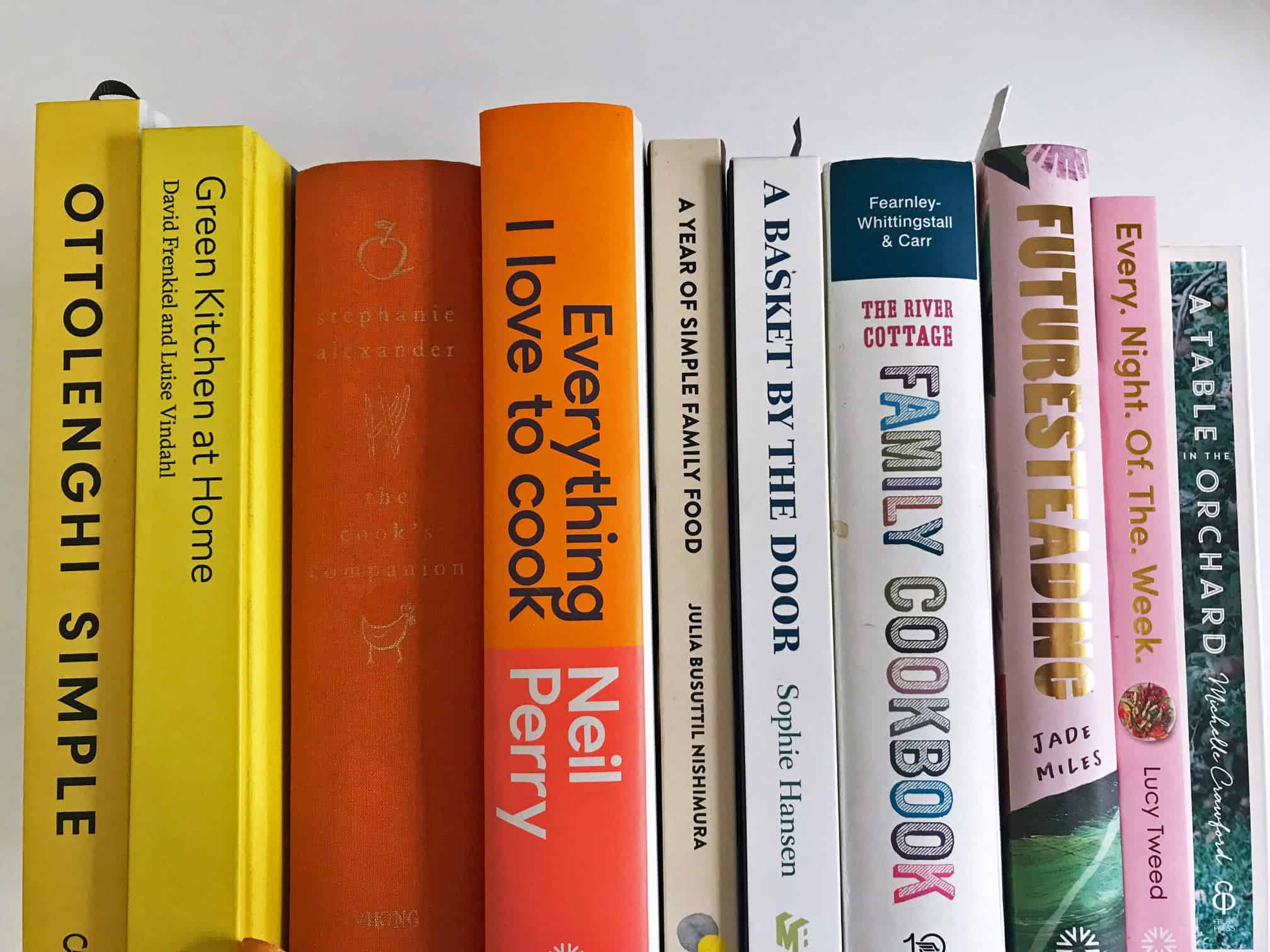 Our favourite family cookbooks