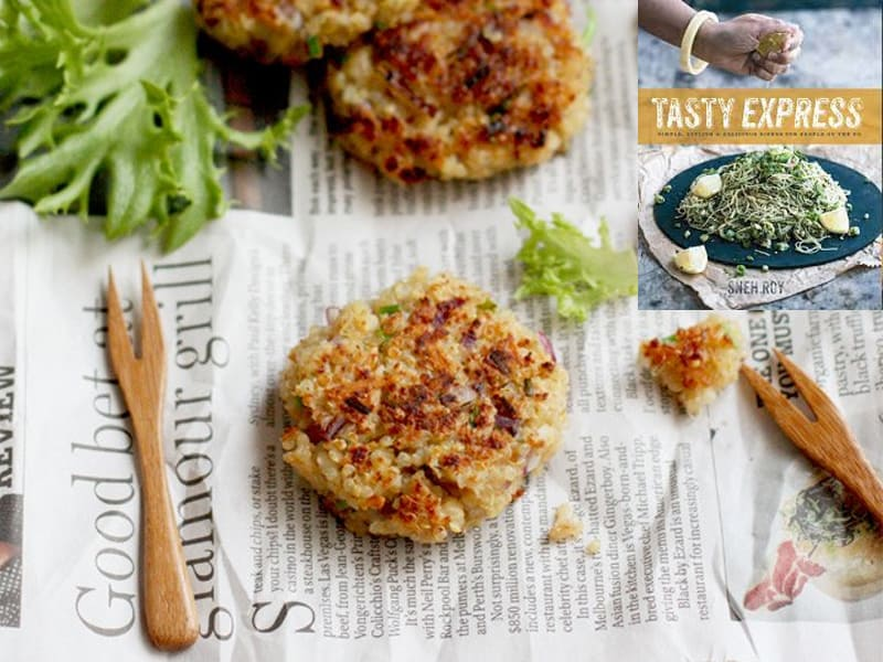 Tasty Express by Sneh Roy is one of our favourite family cookbooks